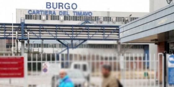 Crisi Burgo, presidio davanti alla Regione (© Burgo)