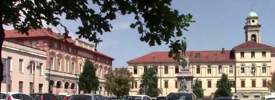 Piazza Martiri della Libertà (© Diario di Biella)