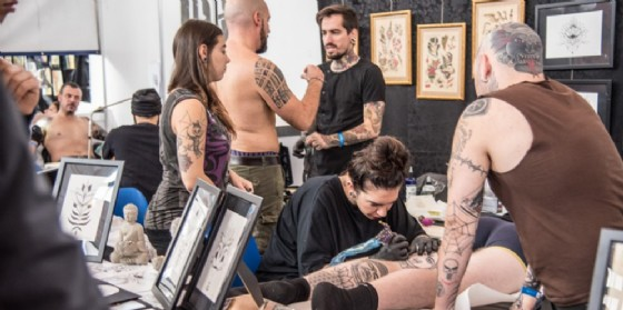 International Tattoo Expo di Trieste: dieci anni di tatuaggi in mostra