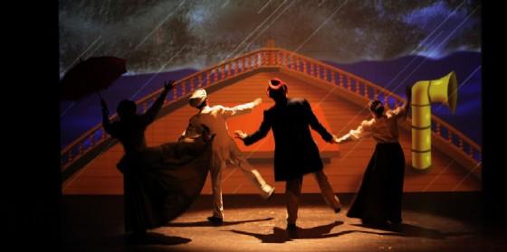 """Al Teatro Verdi di Gorizia il musical """"Il giro del mondo in 80 giorni"""" apre le Pomeridiane (© Teatro comunale Giuseppe Verdi di Gorizia)"""
