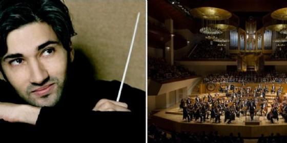 L'Orquesta Nacional de Españasul palcoscenico delTeatrone (© Teatro Giovanni da Udine)