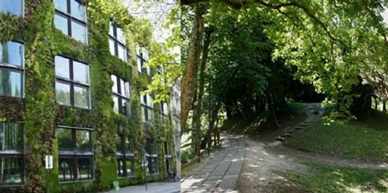Pordenone Green, il verde urbano come filosofia di città (© Casa Zanussi)
