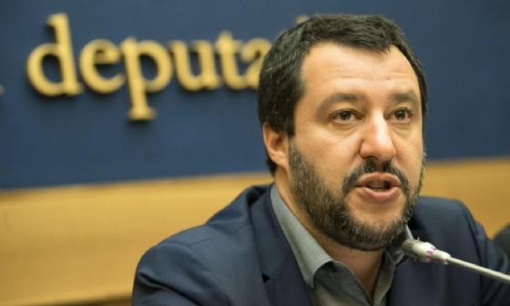 Matteo Salvini ha rilasciato stamane un'intervista a RaiRadio1