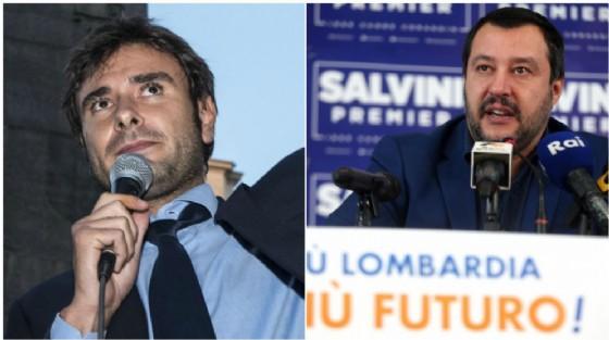 Di Battista chiude la porta in faccia a Salvini