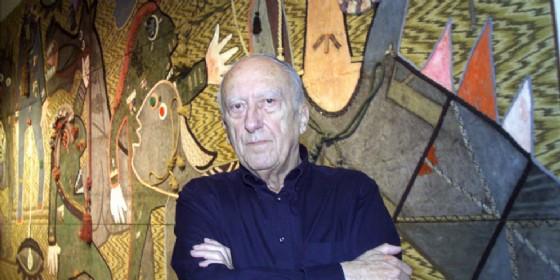 Enrico Baj, a lui è dedicata una mostra a Firenze