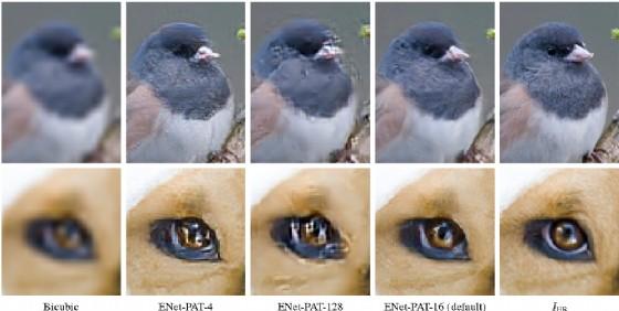 L'algoritmo che migliora la qualità delle foto a bassa risoluzione