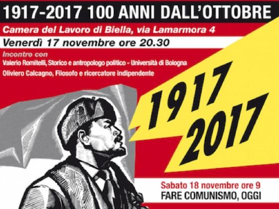 Manifesto dell'evento (© Diario di Biella)