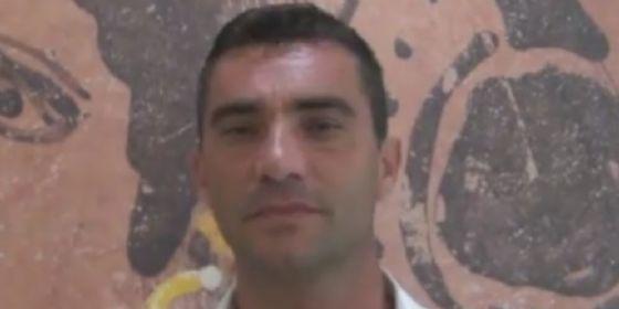 Fabrizio La Gaipa in un fermo immagine da un video sul sito Rousseau