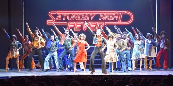 """Al Teatro Verdi di Gorizia arriva il travolgente musical """"La febbre del sabato sera"""" (© Foto Roberta Morgana Grandini)"""