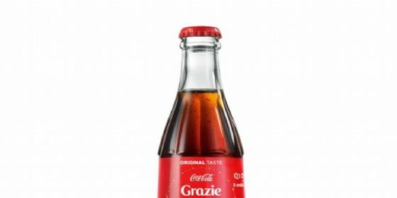 Bottiglia di Coca Cola