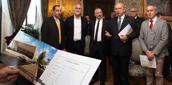 Riqualificazione dell'area dell'ex Fiera di Trieste: l'investimento sarà di circa 70 milioni di euro (© Comune di Trieste)