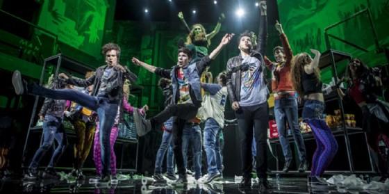 'Green Day's American Idiot' apre il cartellone Musical del Rossetti (© Teatro Rossetti di Trieste)