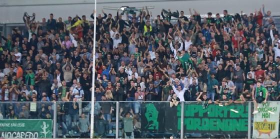 Prevendita attiva per il match casalingo Pordenone-Vicenza (© Pordenone Calcio)