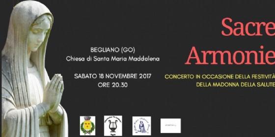 """""""Sacre Armonie"""", il concerto a Begliano (© Costumi Bisiachi)"""