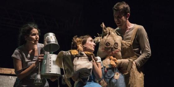"""Nuovo Teatro Comunale di Gradisca d'Isonzo, """"Il mago di Oz"""" apre la rassegna dedicata a tutta la famiglia (© Nuovo Teatro Comunale di Gradisca d'Isonzo)"""