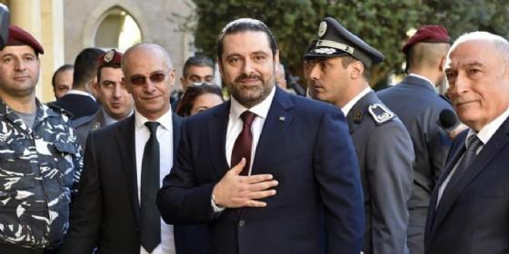Emmanuel Macron invita il premier libanese dimissionario Saad Hariri e la famiglia in Francia