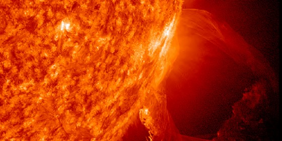 All'Immaginario Scientifico di Pordenone si scopre il Sole al telescopio (© Science Centre Immaginario Scientifico)
