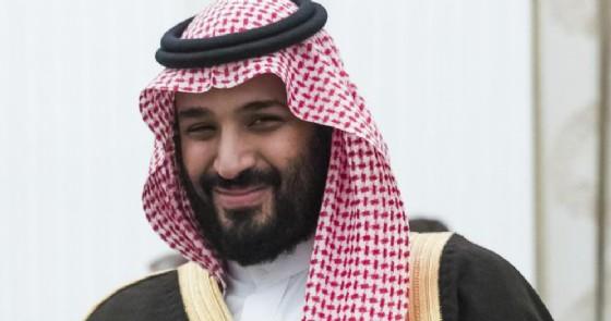 Il principe ereditario e uomo forte di Riad, Mohammed bin Salman