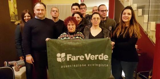 """Monfalcone: Daniele Calderone eletto all'unanimità presidente del Gruppo Locale di """"Fare Verde"""""""