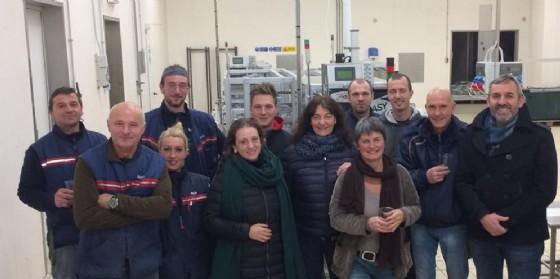 Biolab operativa nella nuova sede riconvertita dall'ex macello di Gorizia