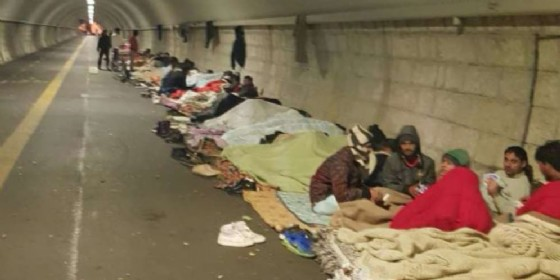 Migranti a Gorizia: necessaria un'azione di solidarietà (© Firmiamo.it)