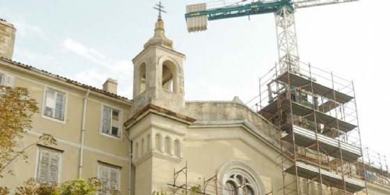 Va subito contrastato il degrado della chiesa armena di Trieste (© Regione Friuli Venezia Giulia)