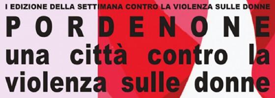 Il Teatro Verdi di Pordenone contro la violenza sulle donne