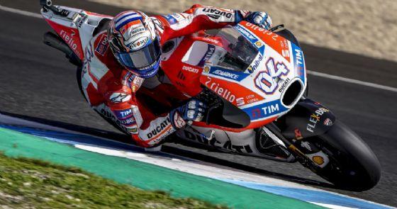 Conclusi i test di Jerez per il Ducati Team