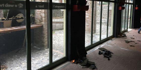 Sala ex PnBox, partiti i lavori per sistemarla e aprirla (© Comune di Pordenone)
