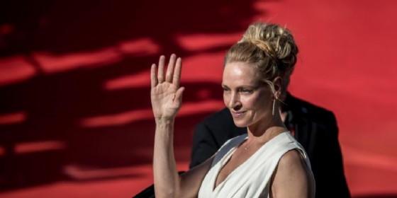 Uma Thurman rompe il silenzio su Harvey Weinstein
