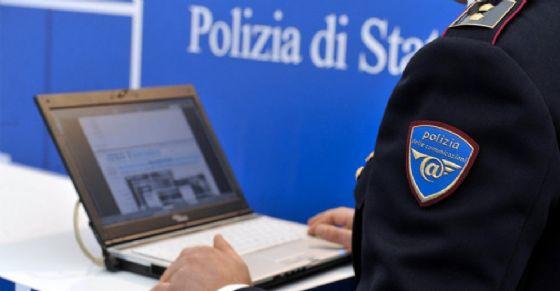 La giovane blogger è stata denunciata (© Polizia postale)