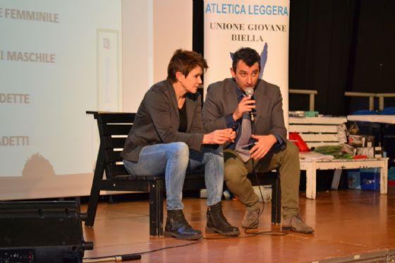 Perrone con Guasco Forzani (© Diario di Biella)