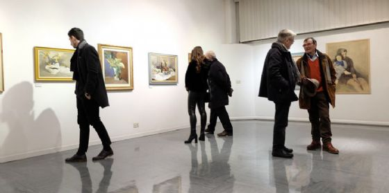 Renzo Tubaro, protagonista alla Galleria Sagittaria quasi 50 anni dopo