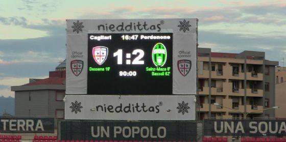 Il Pordenone è nella storia. Il 12 dicembre giocherà a San Siro contro l'Inter (© Pordenone Calcio)