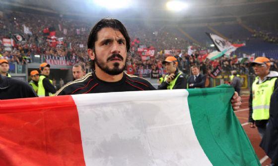 Calcio, il Milan dà il benvenuto a Gattuso