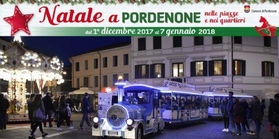 Natale a Pordenone con 170 eventi nelle piazze e nei quartieri