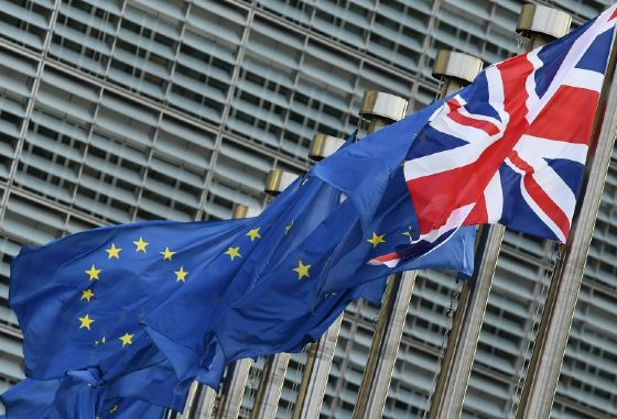 It has been reported Britain will pay up to 55 billion euros to leave the EU