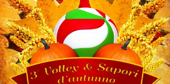 """Tutto pronto per il torneo """"Volley e Sapori d'autunno"""" (© Insieme per Pordenone Volley)"""