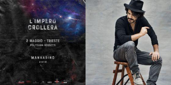 «L'Impero Crollerà», un nuovo concept tour di Mannarino (© Vigna Pr)