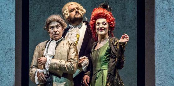 """""""Le relazioni pericolose"""", una storia elegante ed ironica in scena al Teatro di Monfalcone"""