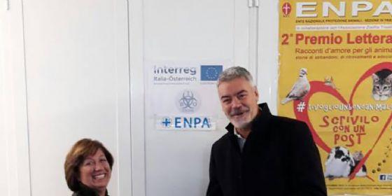 Panontin, il grande lavoro dell'Enpa diffonde il rispetto per l'ambiente (© Regione Friuli Venezia Giulia)