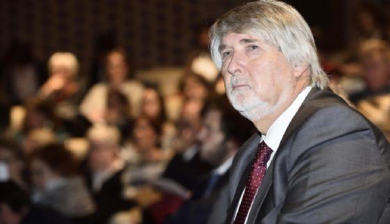 Il ministro del Lavoro e del Welfare, Giuliano Poletti
