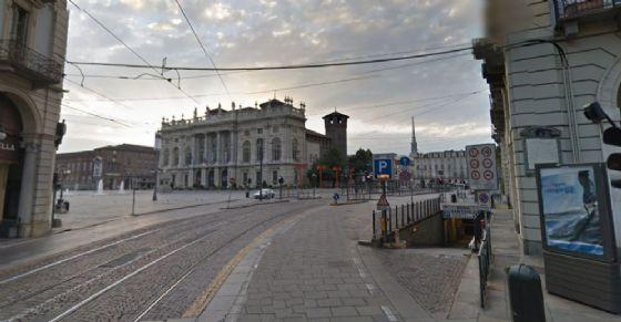 Chiuso il parcheggio di piazza Castello