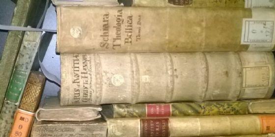 Google Books: i libri della Biblioteca di Gorizia nel progetto del motore di ricerca (© Biblioteca Statale Isontina)