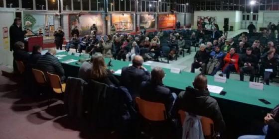 L'incontro per Porto Marghera