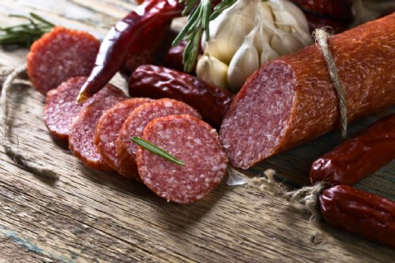 Salmonella nel salame