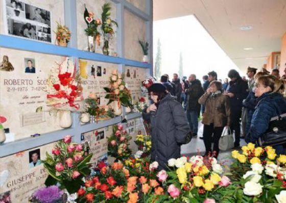 Dieci anni dalla tragedia della ThyssenKrupp (© ANSA)