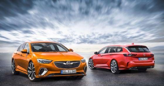 La Opel Insignia Gsi