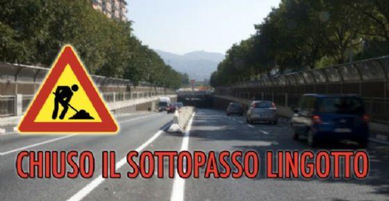Sottopasso Lingotto