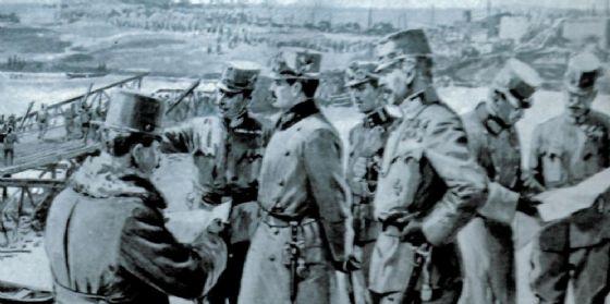 La guerra invisibile: un appuntamento lungo un anno